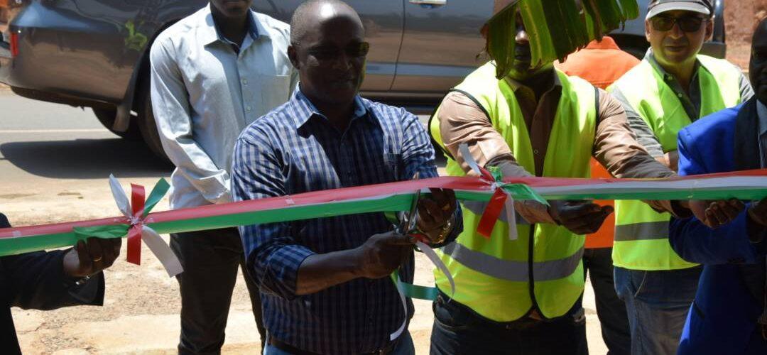 Burundi :  Le Vice Président inaugure à Mwaro les réalisations locales au cours de l'année 2017-2018