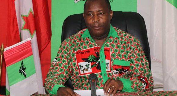 Burundi : Déclaration du CNDD-FDD relative à 25 ans après l'assassinat de Feu NDADAYE