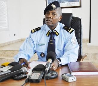 Le CPC Gabriel NIZIGAMA, Chancelier des Ordres Nationaux de la République du Burundi