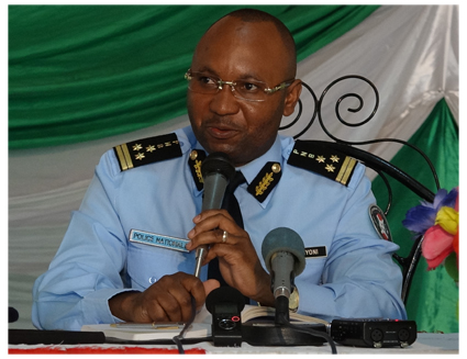 Burundi : le ministre de la Sécurité publique et de la Gestion des catastrophes s'engage à juguler les catastrophes naturelles