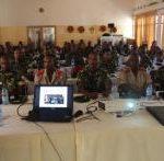 La formation aux Officiers en pré-déploiement en Somalie