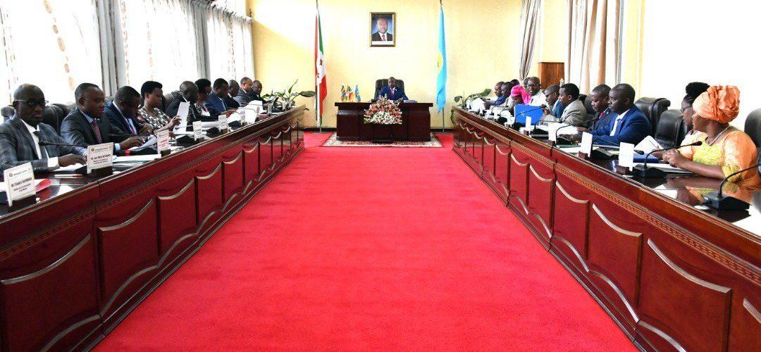 Conseil des ministres: 9 points à l'ordre du jour