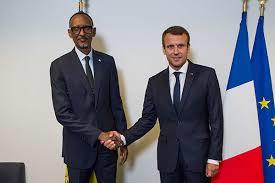Kagame:une liaison qui pourrait être fatale a Macron comme elle l'avait été à Sarkozy