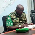 Prise de fonctions du nouveau commandant adjoint de la force de l'AMISOM
