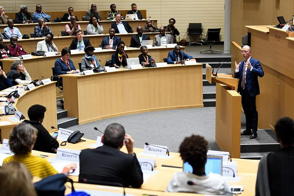 Photo : Parlement BXL