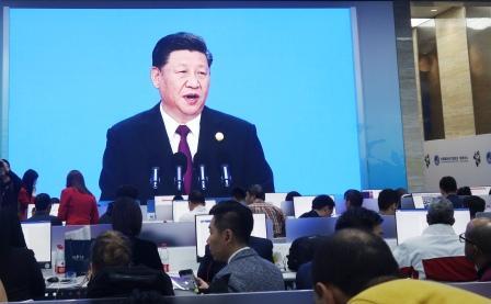 Burundi : Le 1er  China International Import Expo à Shanghai est en cours …