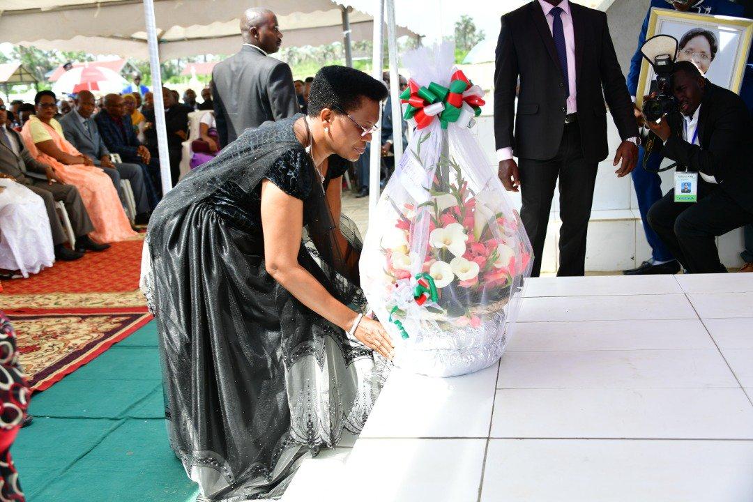 Photo : INTUMWA, RTNB.BI,  Jean-Claude Nshimirimana