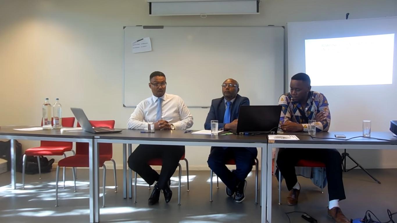 Photo : Burundi Roots Belgium Live