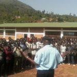 Burundi : Plus de 15.200 jeunes veulent intégrer la Police - PNB