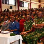 Burundi : Le Président donne une leçon de patriotisme à l'ISCAM