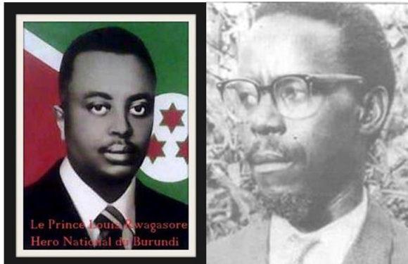 Burundi :  Mzee NDIHO parle de Feu RWAGASORE et de Feu MIREREKANO