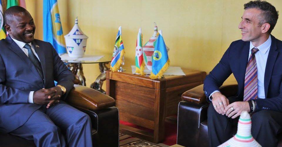 L'Unicef félicite le Burundi pour les progrès enregistrés dans la protection des enfants de 2010 à 2018