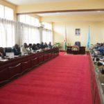 Communiqué de presse sanctionnant le conseil des ministres du mercredi 31 octobre 2018