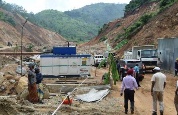 La fin des travaux de la centrale hydro-électrique de Kaburantwa projetée à 2020