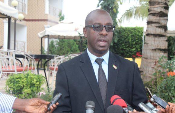 Atelier de vulgarisation des textes le secteur des médias au Burundi