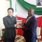 Entretien sur la coopération sino-burundaise (avec l'Ambassade de Chine au Burundi)