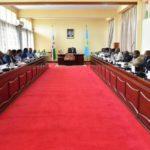 Deux jours de réunion du Conseil des Ministres