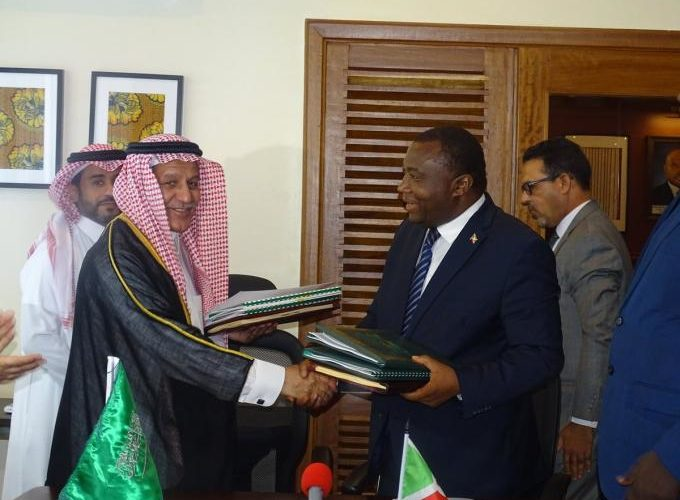 Signature de deux accords de prêt entre le Burundi et la BADEA