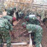 Les militaires burundais s'engagent à tout faire pour reboiser le pays