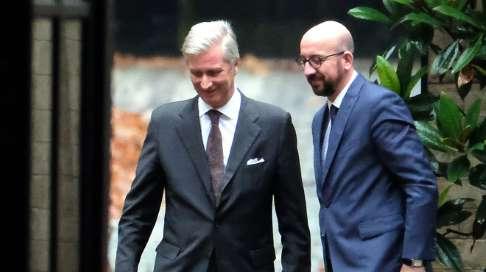 Belgique: Crise politique, le Roi a accepté la démission du gouvernement
