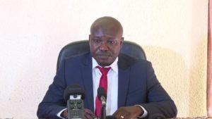 M. Dieudonné Mbonimpa, CNTB - Photo : RTNB.BI
