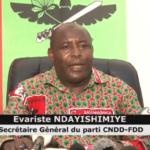 Relation tendue Burundi - Rwanda : Le CNDD-FDD donne une piste de sortie de crise