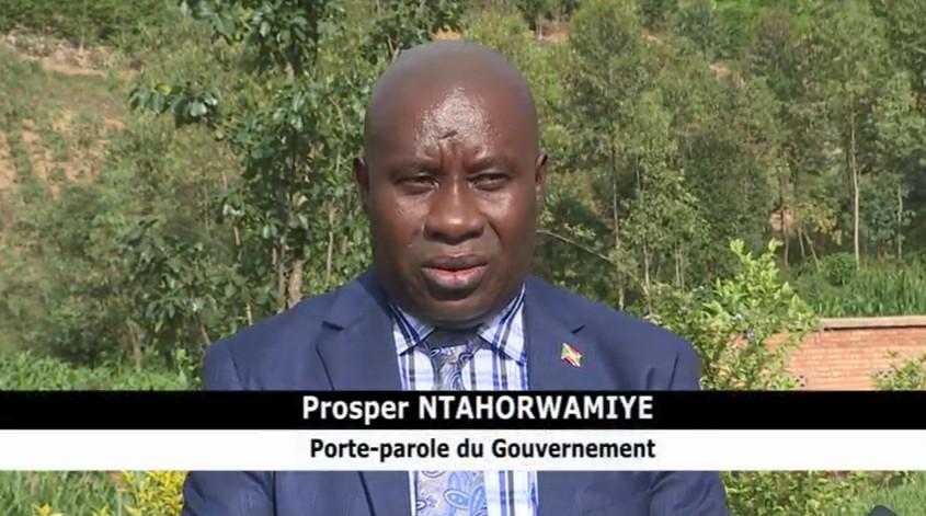 République du Burundi Présidence de la République :Secrétariat Général du Gouvernement