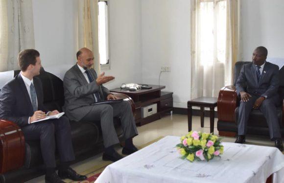 Burundi : L'Ambassadeur Russe reçu au Ministère burundais des Affaires Étrangères