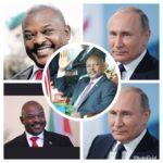 Burundi / Russie : S.E. Vladimir Poutine souhaite un joyeux anniversaire à S.E. Pierre Nkurunziza