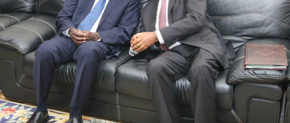 Pourquoi Mr Moussa Faki Mahamat, Président de la Commission de l'UA soutient-il le Major de Rutovu, le cerveau présumé de l'odieux assassinat de Ndadaye ?