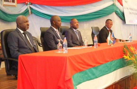 Le Président NKURUNZIZA lance un appel pressant au réveil et au sursaut de l'Afrique, « le continent le plus riche mais qui refuse d'y croire »