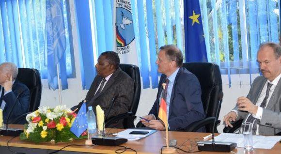 CIRGL: lancement du projet de paix et sécurité