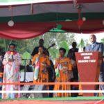 Dieu a fait des merveilles pour le Burundi (Pierre Nkurunziza)