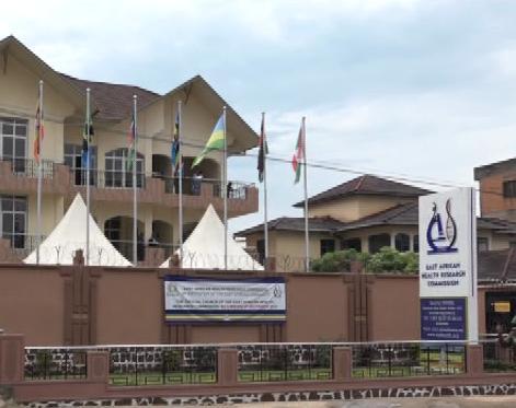 Bujumbura: ouverture officielle du siège social de l'EAC de Recherche en Santé