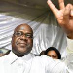 M. Tshisekedi Tshilombo Félix, nouveau président de la RDC Congo avec 38,57% ( Résultat provisoire CENI )