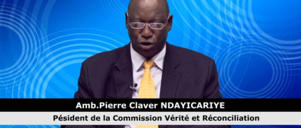 Burundi : La Commission Vérité et Réconciliation dénonce le comportement de certains partenaires régionaux