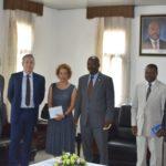 Burundi : Une délégation britannique reçue au Ministère burundais des Affaires Etrangères