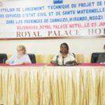 Le Burundi veut améliorer l'utilisation appropriée du carnet de Santé mère-enfant