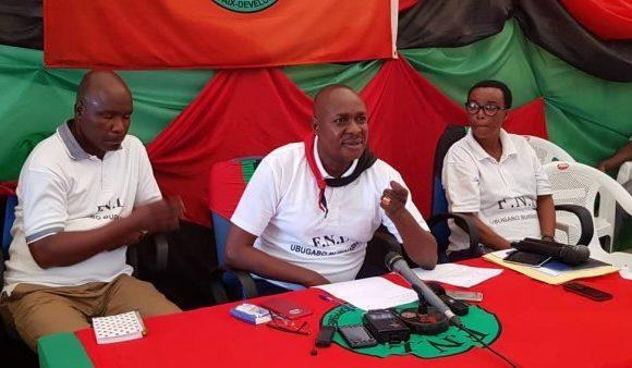 Relations Burundi – Rwanda : Le Parti FNL prône un dialogue immédiat