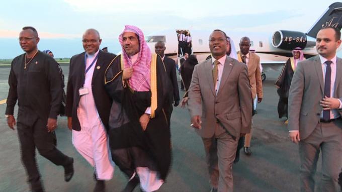 Le Secrétaire Général de la Ligue Islamique Mondiale en visite au Burundi