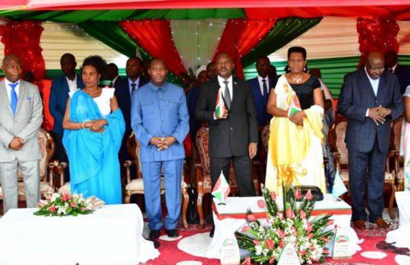 Gitega : le parti CNDD-FDD organise une prière d'action de grâce