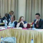 La CVR rencontre ses partenaires internationaux