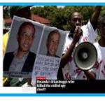 """""""Qui a tué le Khashoggi rwandais ?"""
