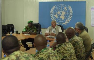 Reconstituer les bases militaires de l'AMISOM pour renforcer la sécurité