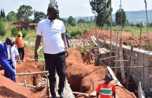 Makamba: les travaux de développement vont bon train
