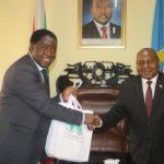 Burundi : Une délégation de la BAD à la 2ème Vice Présidence burundaise