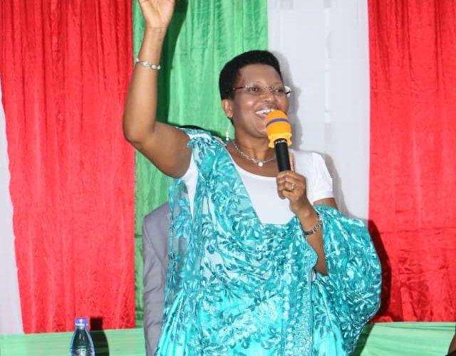 Burundi : La Première Dame mobilise les femmes leaders burundaises