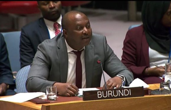 Nous réitérons notre appel au Conseil de sécurité de l'ONU le retrait du Burundi de son agenda
