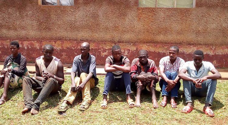 Burundi : 1.586 criminels dont 57 bandes, arrêtés, et démantelées, d'octobre 2018 à décembre 2018