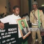 Le Major Buyoya craint le mandat international? Ou l'ombre de Feu le Président Ndadaye?